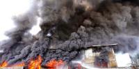 لاہور: گھر میں آگ لگنے سے دو بچوں سمیت میاں بیوی جاں بحق