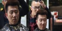 چین میں بال کاٹنے کے دوران ہیئر اسٹائلسٹ نے گاہک کے بال اْڑادیئے۔