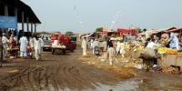 حیدرآباد ،کروڑوں روپے خرچ ، سبزی منڈی غیر فعال