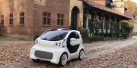 دنیا کی پہلی تھری ڈی پرنٹڈ گاڑی متعارف