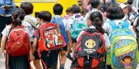 نونہالوں کے بڑے بیگز بیماریوں کا سبب ہیں، ڈپٹی سپرنٹنڈنٹ عباسی شہید