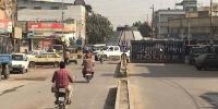 ایم کیو ایم یوم تاسیس، عزیز آباد میں پولیس کی بھاری نفری تعینات