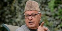 بھارت پاکستان سے آزاد کشمیر لینے کی طاقت نہیں رکھتا، فاروق عبداللہ