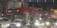 برطانیہ ایک بار پھر سائبریئن ہواؤں کی زد میں