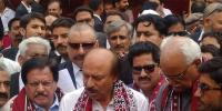 کراچی کے دعویداروں نےہی عوام پر ظلم کے پہاڑ ڈھائے، نثار کھوڑو