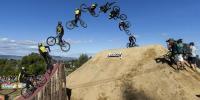 نیوزی لینڈمیں سلوپ اسٹائل سائیکلنگ مقابلے