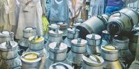 پنجاب فوڈ اتھارٹی کی کارروائی،گٹکے اور دودھ کی دکان سیل