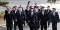 شمالی کوریا کے اہم عہدیدار بیجنگ پہنچ گئے
