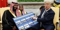 امریکا، سعودی عرب کو اسلحہ فراہم کریگا، معاہدہ طےپاگیا