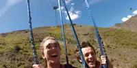 دنیا کا سب سے بڑا جھولا نیوزی لینڈ میں لگ گیا