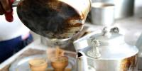 گرمی میں گرم چائے کا فائدہ