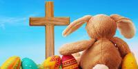 ایسٹر، خرگوش اور انڈے