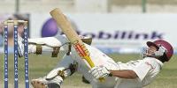کراچی ٹیسٹ ، جب سروان عمرگل کی گیند پر زخمی ہوئے