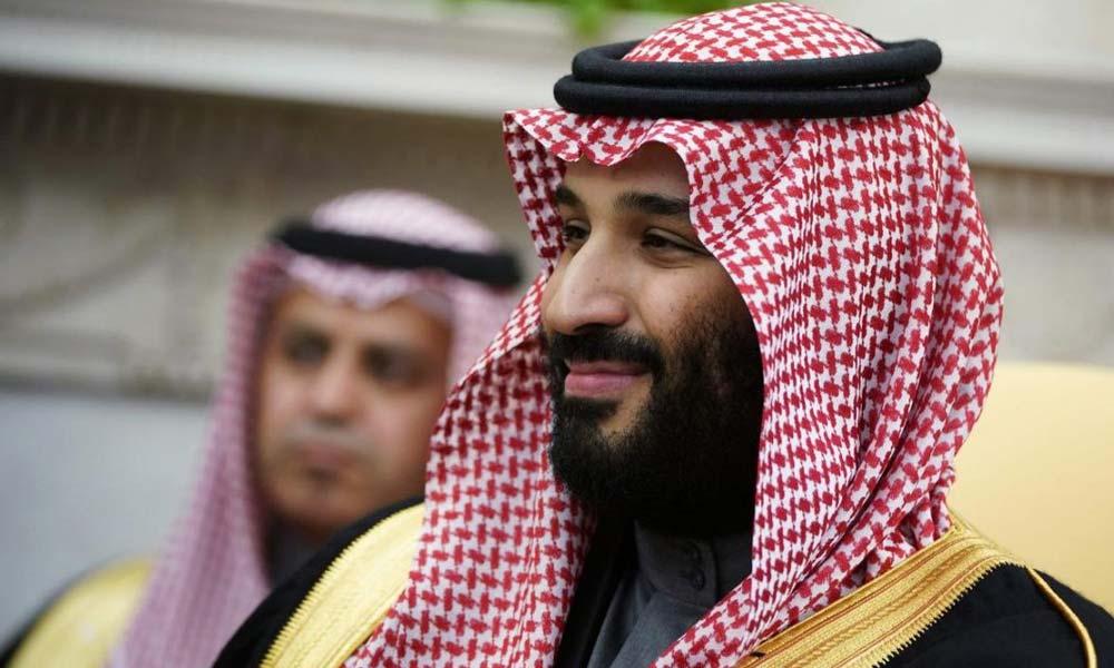 اسرائیل اور ہمارا دشمن ایک ہے، سعودی ولی عہد