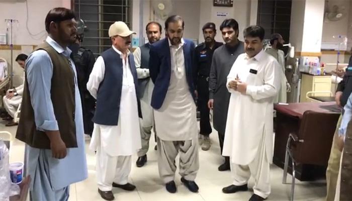 بلوچستان میں صرف بتیس فیصد آبادی کو صحت کی سہولتیں میسر
