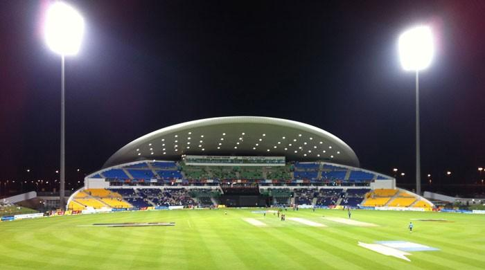 ایشیاء کپ ، بھارت سے یواے ای منتقل