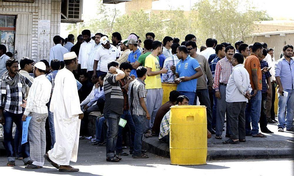سعودی عرب سے یومیہ 15ہزار افراد کا انخلا