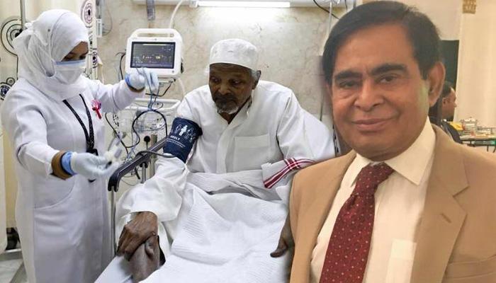 جدہ ،پاکستان کمیونٹی کی ہردلعزیز شخصیت ڈاکٹر اطہر علی بخاری انتقال کرگئے