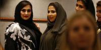 سعودی عرب میں تلواروں کے روایتی رقص سے فیشن ویک کا آغاز
