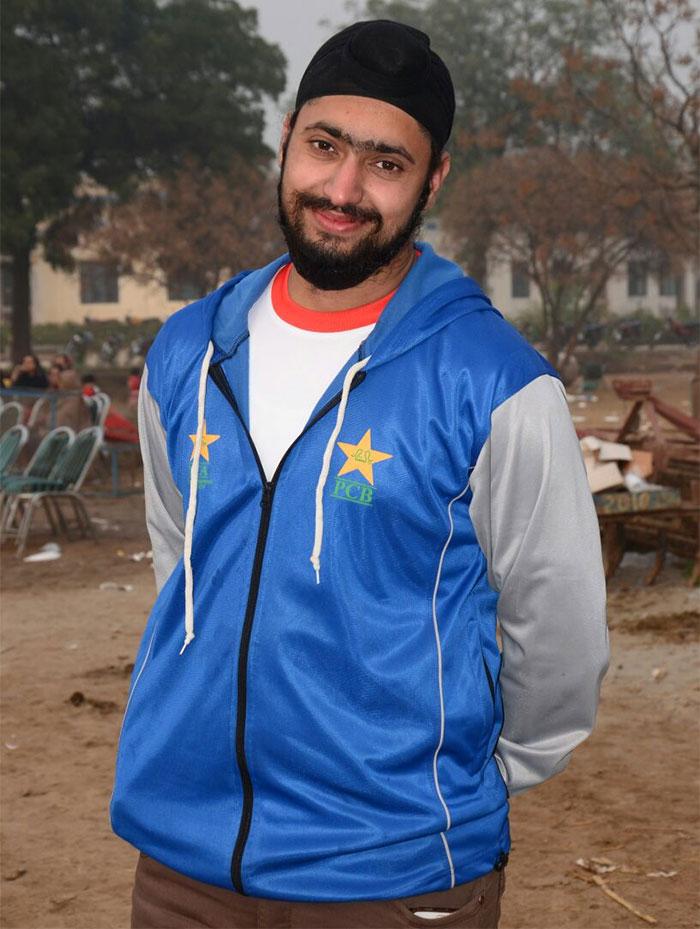 مہیندر پال سنگھ ، پہلے متوقع پاکستانی سکھ کرکٹر