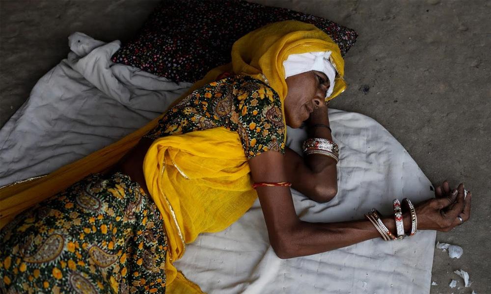 بھارت ، ٹرین میں قائم اسپتال سے انقلاب برپا