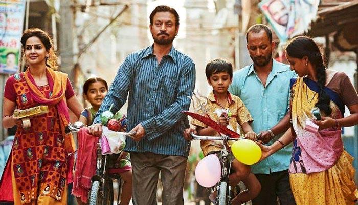 فلم ''ہندی میڈیم'' نے چین میں 184 کروڑ کمالیے