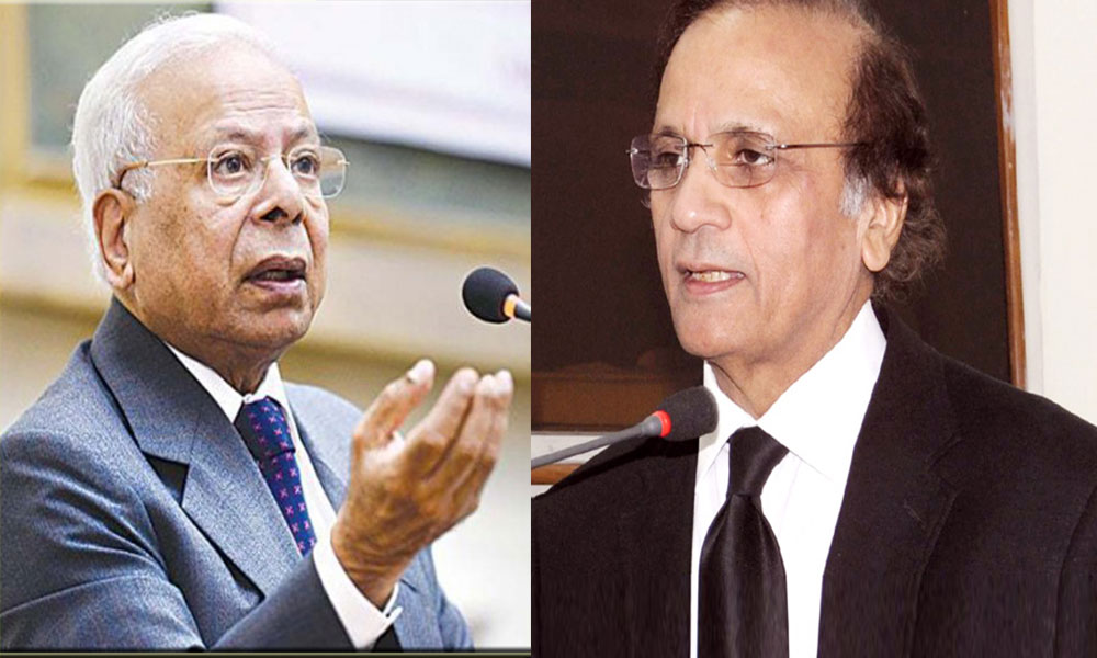 تحریک انصاف نے نگراں وزیر اعظم کیلئے نام تجویز کر دیئے