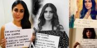 آصفہ کو انصاف دلانے کے لئے بالی وڈ سڑکوں پر آگیا
