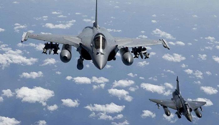 بھارت کا جنگی جنون،مغربی سرحدپرجنگی طیاروں کی 5ہزارپروازیں