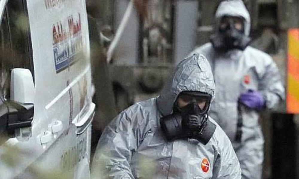 کیمیائی ماہرین کو دوما کا دورہ کرنے سے روک دیا گیا