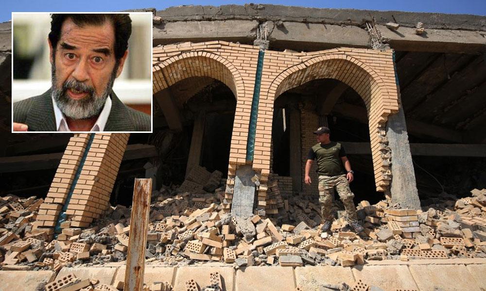 صدام حسین کی لاش غائب؟