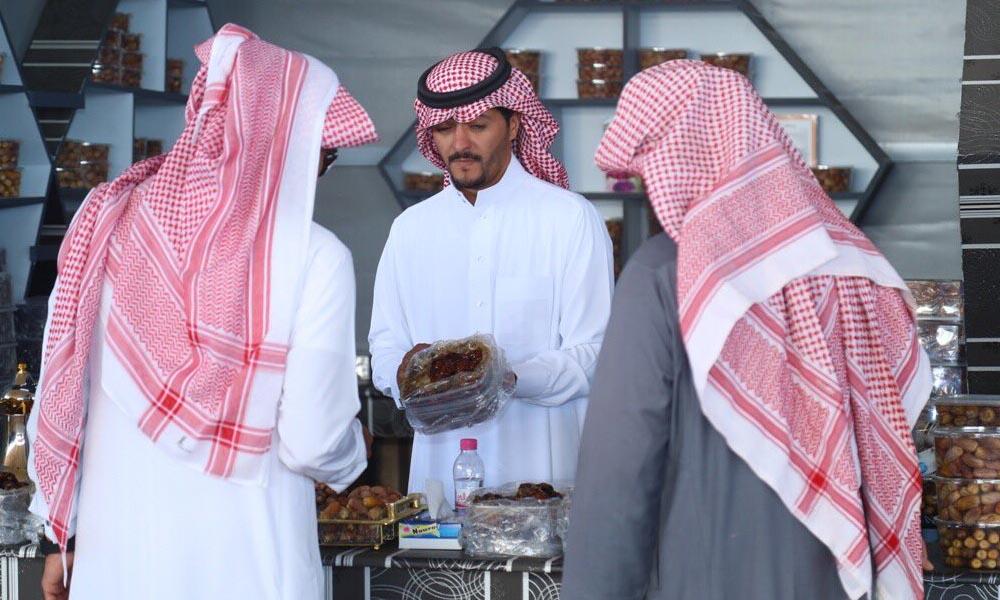 سعودی کھجوروں میں مقابلے کا آغاز