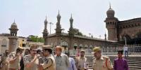 بھارت: مسجد دھماکہ، ملزمان بری کرنےوالے جج کا استعفیٰ مسترد