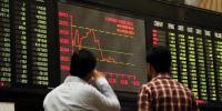 بازار حصص ، 100انڈیکس 90پوائنٹس کی کمی پر بند