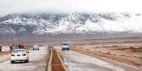 کوئٹہ میں برف باری، ہنہ جھیل پانی سے بھر گئی