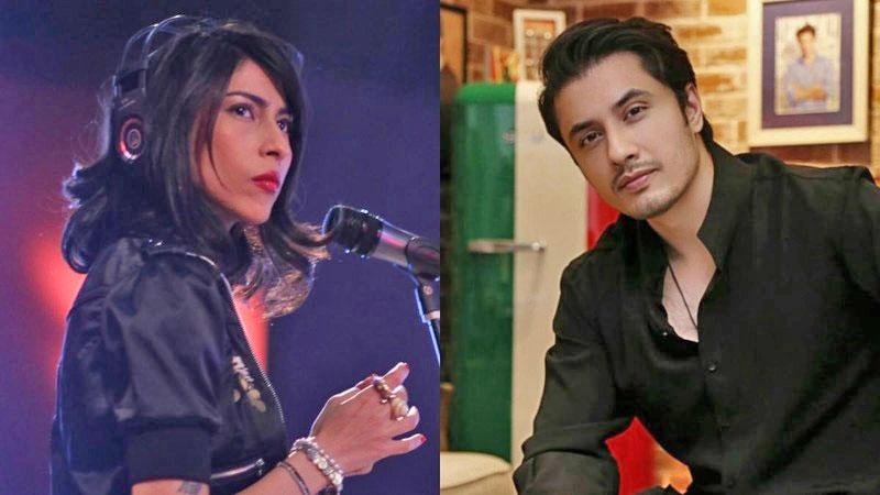 پہلی بار ہراسگی پر خاموش رہی، بات کو دفن کر دیا: میشا شفیع