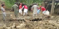 اسلام آباد ،بارش سے مکان کی چھت گرگئی،2بچے جاں بحق