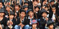 بھارتی گجرات میں چارلی چپلن کے انوکھے مداح