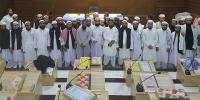 جامعہ دارالعلوم الصفہ میں ختم بخاری کی تقریب