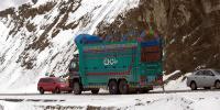 بلوچستان،گلگت بلتستان میں برفباری کے بعد موسم سرد ہوگیا