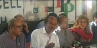 اداکار  ساجد حسن پیپلز  پارٹی میں شامل