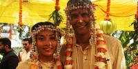 بھارتی اداکار نے 25 سال چھوٹی دوست سے شادی کر لی