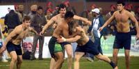 پاکستان سپر کبڈی لیگ میں غیر ملکی بھی شامل