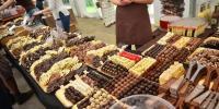 سلووینیا میں چاکلیٹ کھانے کا میلہ سج گیا