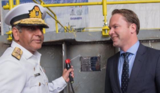 رومانیہ پاک بحریہ کے لیے جہاز بنائے گا