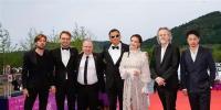 بیجنگ میں8واں سالانہ انٹرنیشنل فلم فیسٹیول
