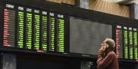 بازارِحصص ، 100 انڈیکس 504 پوائنٹس کے اضافے پر بند