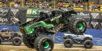 بیٹون روج میں مونسٹر ٹرکس کے مقابلے
