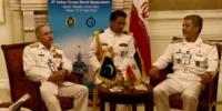 ایران میں سمپوزیم کا انعقاد، نیول چیف کی شرکت