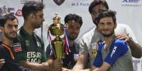 لیثرر لیگس فٹ بال' ہنڈائی ایکس ٹیئرنے ٹائٹل اپنے نام کرلیا